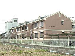 ハイツ藤博[202号室]の外観