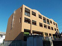 千葉県松戸市東松戸3丁目の賃貸マンションの外観