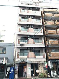 アメニティ北堀江[4階]の外観
