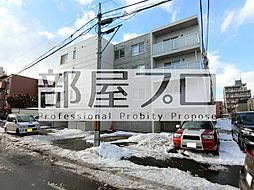 北海道札幌市北区北二十一条西2丁目の賃貸マンションの外観