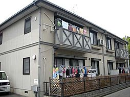 ハイツUNO[B102号室]の外観