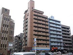 コンフォートNビル3[8階]の外観