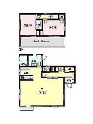 [一戸建] 神奈川県横須賀市公郷町6丁目 の賃貸【/】の間取り