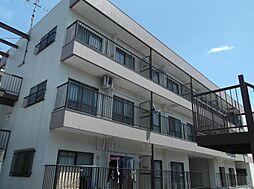 第7岡昭マンション[1階]の外観