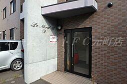 ルノール13 B[1階]の外観