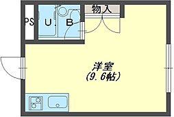 畠田駅 2.5万円