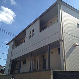 大分県大分市上野丘2丁目の賃貸アパートの外観