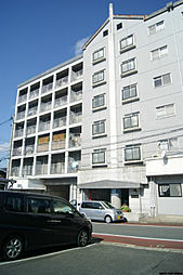 福岡県北九州市八幡東区春の町2丁目の賃貸マンションの外観