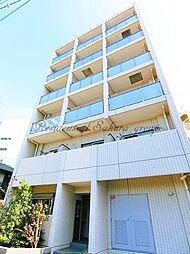 神奈川県藤沢市鵠沼橘1丁目の賃貸マンションの外観