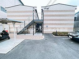 JR片町線(学研都市線) 住道駅 徒歩23分の賃貸アパート