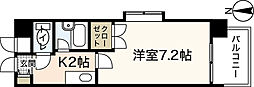 広島県広島市安佐南区伴東5丁目の賃貸マンションの間取り