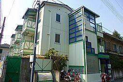 ピーターハウス甲子園[2階]の外観