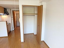 ヴェルテクスの居室収納スペース