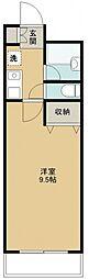 NSマンション[303号室号室]の間取り