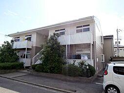 和歌山県和歌山市園部の賃貸マンションの外観