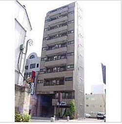 栃木県宇都宮市大通り1丁目の賃貸マンションの外観