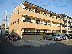 大阪府枚方市桜町の賃貸マンションの外観