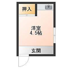 岸里駅 1.8万円