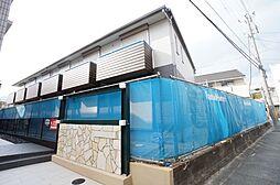 兵庫県宝塚市伊孑志3丁目の賃貸アパートの外観