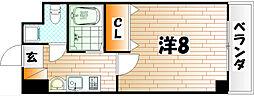 MOKUMOKU[2階]の間取り