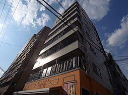 兵庫県神戸市灘区日尾町3丁目の賃貸マンションの外観