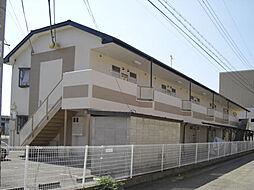 パルティール福島[2階]の外観
