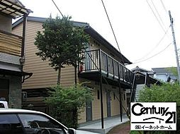 桜ヶ丘アパートメント[2階]の外観