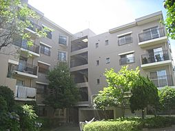 平城朱雀第一住宅28号棟[4階]の外観