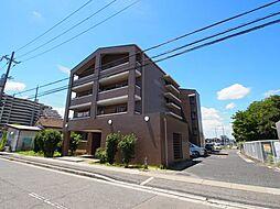 大阪府堺市東区高松の賃貸マンションの外観