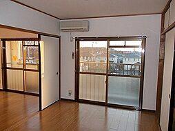 エスポアールの洋室です(間取りでは和室ですが洋室になっております)
