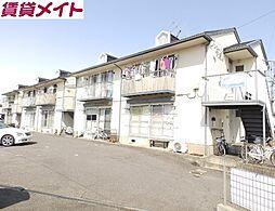 プレジール伊倉 B棟[2階]の外観
