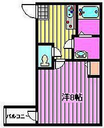Lilium[2階]の間取り