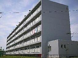 ビレッジハウス江別2号棟[2階]の外観