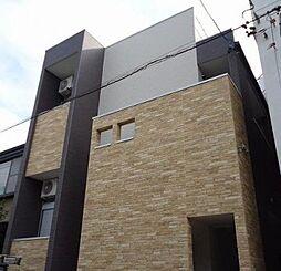 愛知県名古屋市千種区今池3丁目の賃貸アパートの外観