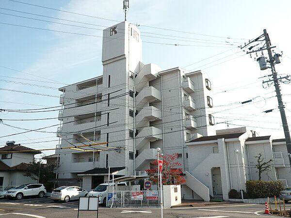 花自紅三郷マンション 4階の賃貸【愛知県 / 尾張旭市】
