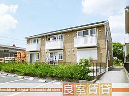 愛知県名古屋市南区南野2の賃貸アパートの外観