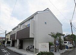 [テラスハウス] 神奈川県茅ヶ崎市菱沼海岸 の賃貸【/】の外観