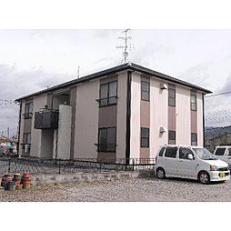 奈良県天理市兵庫町の賃貸アパートの外観