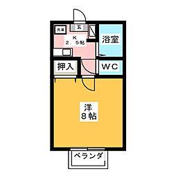 ル・マン[1階]の間取り