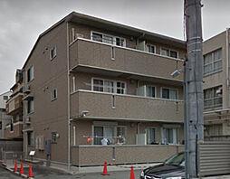 大阪府大阪市阿倍野区昭和町5丁目の賃貸アパートの外観