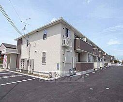 京都府木津川市木津南後背の賃貸アパートの外観