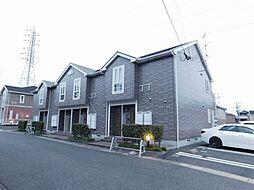 福岡県北九州市小倉南区沼緑町2丁目の賃貸アパートの外観