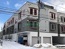 札幌市営東豊線 北13条東駅 徒歩5分の賃貸アパート
