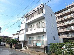 大野コーポ[1階]の外観
