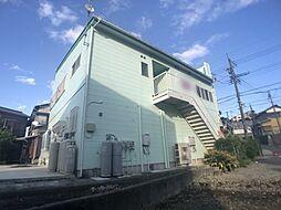 神奈川県海老名市国分南1丁目の賃貸アパートの外観