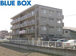 愛知県岡崎市宮地町字前畑の賃貸アパートの外観