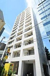 東京都港区南青山7丁目の賃貸マンションの外観