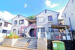 東京都清瀬市中里2丁目の賃貸アパートの外観