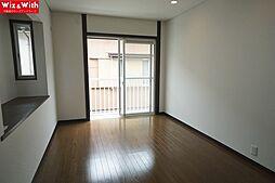 2階7.5帖の洋室