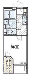東京都墨田区立花2丁目の賃貸マンションの間取り